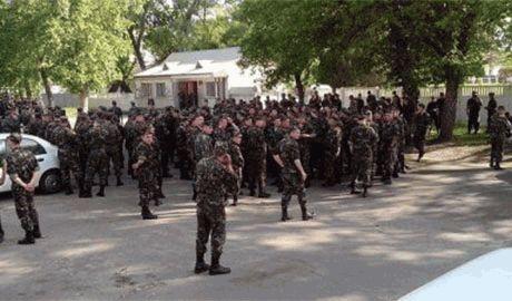 Украина перебрасывает войска на Закарпатье для подавления национального восстания, — российские СМИ