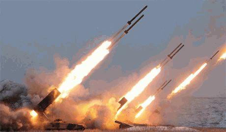 У боевиков на Луганщине появилось новое смертоносное оружие, три огнеметные системы залпового огня «Буратино»