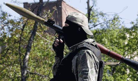 В Ясиноватой (под Донецком), боевики обстреляли Московский поезд