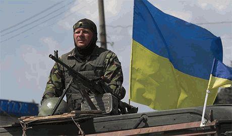 Недобитки боевиков все еще продолжают вести огонь в Шахтерске
