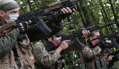 Перепуганные террористы, за фото и видеосъемку в Краснодоне, будут расстреливать