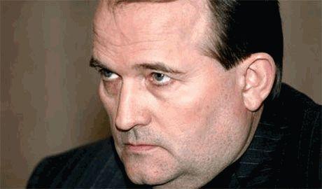 Медведчук озабочен тем, что «нынешние «демократические власти Украины» пошли по пути диктаторского антинародного режима Януковича»