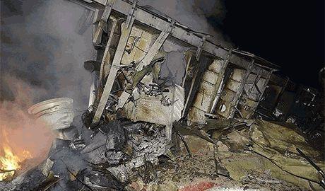 К месту катастрофы Boeing-777 из Киева уже выехала группа малайзийских полицейских
