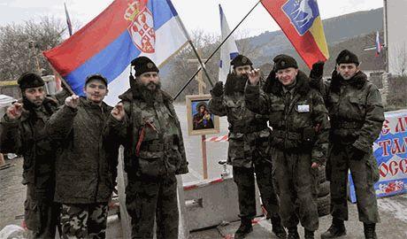Власти Сербии хотят запретить своим гражданам участвовать в военном конфликте на юго-востоке Украины