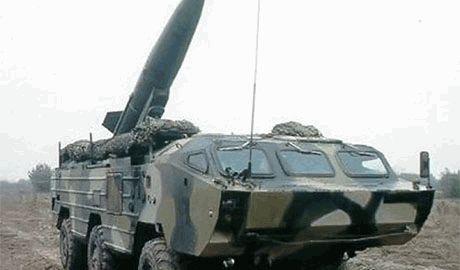 Российский телеканал обвинил ВСУ в обстрелах Луганска баллистическими ракетами «Точка-У»