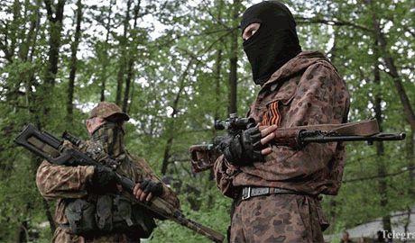 Жители Донбасса прячут оружие и готовятся к партизанской войне против сил АТО, — сводный отряд Сумского облУМВД