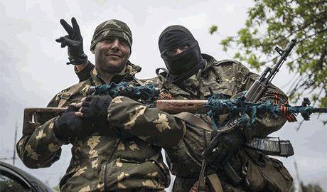 Российские наемники продолжают грабить дома луганчан