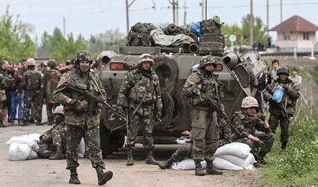 Бойцами Нацгвардии нейтрализован подготовленный террористами укрепрайон, — пресс-центр НГУ