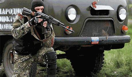 Из Ясиноватой, недобитки боевиков ДНР, ведут минометный огонь по позициям сил АТО