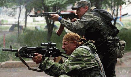 ЛНР-овцы оставили очень много «следов» свой деятельности в Луганске