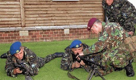 США выделяет 19 млн. долларов для украинской армии, и военспецов для обучения бойцов Нацгвардии