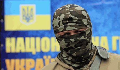 Комбата Семенченко ранили во время фотосессии для facebook