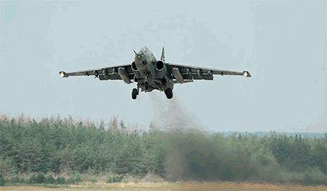 Террористы ЛНР сбили самолет Вооруженных сил Украины над п.Новосветловка