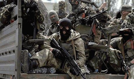 Латвия требует признать донбасских сепаратистов террористами