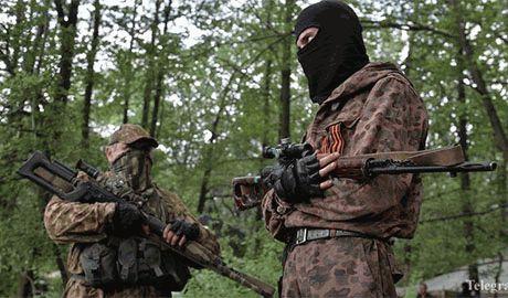 В результате разборок убит один из лидеров боевиков ЛНР