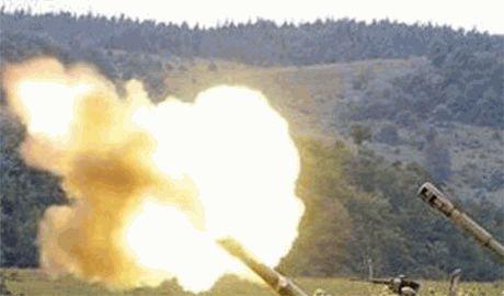 Артудар со стороны РФ уничтожил половину поселка Красный Партизан