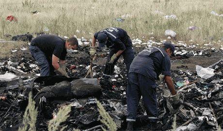 Нидерланды установили и готовы назвать предварительную причину катастрофы авиалайнера «Боинг-777»