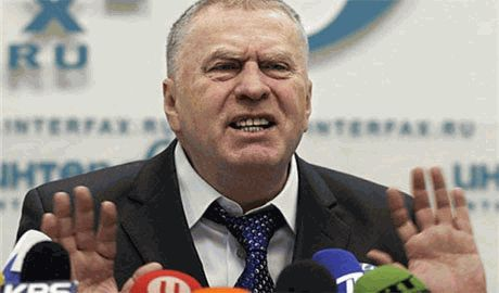 Жириновский собрался утопить (ртом) американцев в Черном море