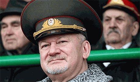Профессиональный сепаратист в погонах спецслужб РФ, пытается повторить опыт Приднестровья в Украине