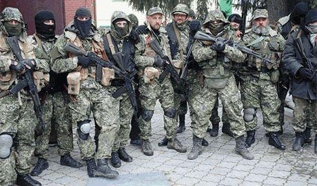 """Ко Дню Независимости Украины боевики хотят """"продемонстрировать"""" украинских пленных жителям Донецка"""