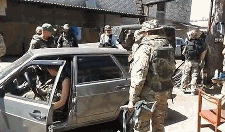 «Айдар» уничтожил группу российских диверсантов-самозванцев выдававших себя за бойцов батальона