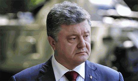 Президент считает, что на Донбассе наступил мир