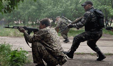 Боевики упорно пытаются отбить Приазовье. Похоже на контрнаступление…