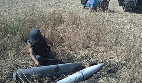 Поздравления от РФ. В День Независимости Украины россияне обстреляли украинцев кассетными боеприпасами