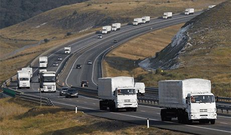 РФ отказывается предоставлять информацию относительно второго «гуманитарного конвоя»