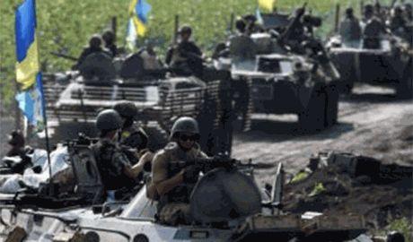 Российская армия, этой ночью, провоцировала украинцев на нарушение перемирия