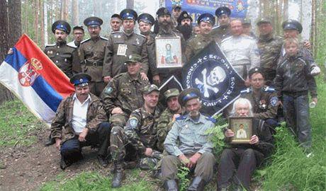 """В Перевальске """"хозяйничают"""" сербские наемники"""