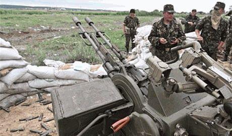 Под Новоазовском некоторые военные РФ отказываются убивать украинцев и переходят на сторону сил АТО