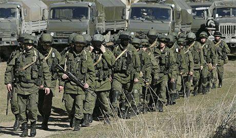 Российские интервенты планируют оккупировать ещё три области Украины