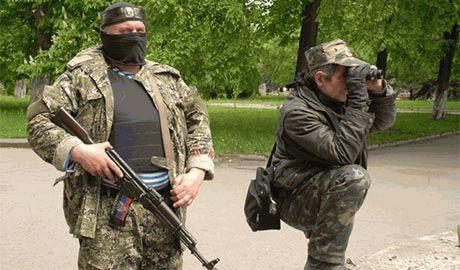 Очевидцы опровергают заявление ДНРовцев о пересечении боевиками границы Запорожской области