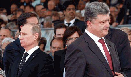 """Поршенко надеется на диалог с Путиным: Украина и Россия пока не достигли """"точки невозврата"""""""