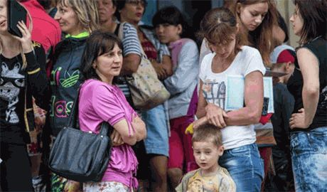 Беженцы из Донбасса живут в пермской спецшколе для малолетних преступников