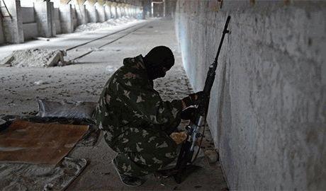 Батальон «Шахтерск» проводит зачистку Донецка