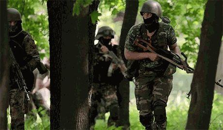 """Террористы ДНР заявили, что под под Марьинкой батальон """"Азов"""" попал в засаду боевиков"""