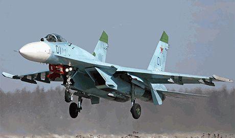 На вооружении украинской армии появились модернизированные истребители Су-27