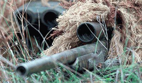 Сезон охоты в разгаре! Снайпер сил АТО ликвидировал ближайшего соратника Болотова