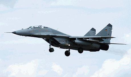 Боевики ДНР сбили украинский истребитель МиГ-29 над Енакиево, – Селезнев