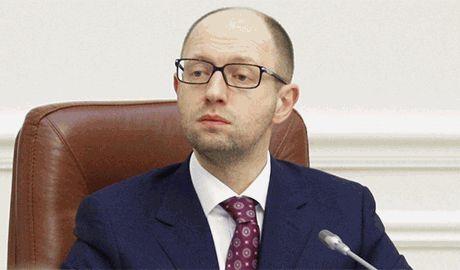 Украина полностью прекращает военно-техническое сотрудничество с РФ, — Яценюк