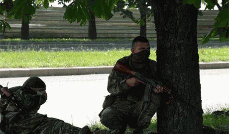 Десантники РФ активно воюют в рядах ДНР
