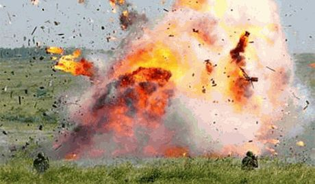 Россия использует против украинских военных оружие, запрещенное международным гуманитарным правом, – пресс-центре АТО