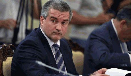 Аксенов выгоняет из Крыма в Россию беженцев Донбасса