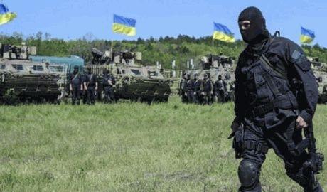 Силовики остановили наступление террористов в районе Новоазовска