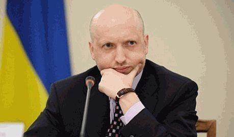 Турчинов зарегистрировал законопроект об отмене амнистии для боевиков Донбасса