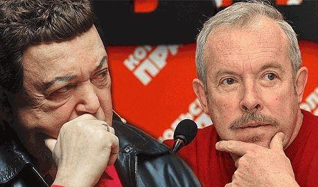 После Макаревича на Донбассе захотел выступить Кобзон