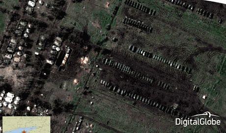 Россия отказывается объяснить зачем ей столько войск на границе с Украиной — СНБО
