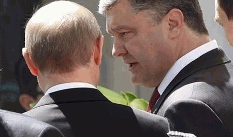 Порошенко никакого Донбасса никому не предлагал – Путин